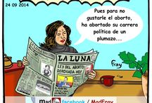 Viñetas diarias 2014 / Viñetas de actualidad de la prensa Española y internacional