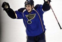 St. Louis Blues Lets Go Blues / Hockey / by Bob Sue Broske