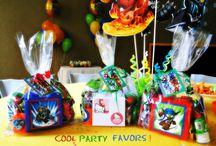 Kids party themes / by Dayna Massel