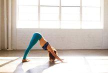 Yoga + gym