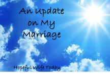 An Update on My Marriage