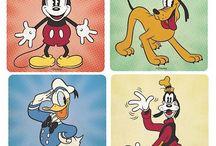 Amis de Mickey