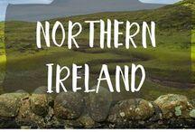 TRAVEL : England - Ireland