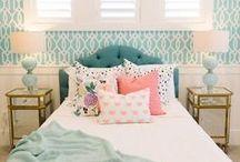 Turquoise Room Design