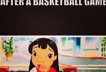 Basketball funnies