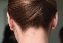 hairstyles / pin it over