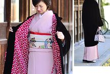 Kimono poncho