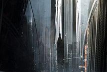 Město (Projekt OriGin)
