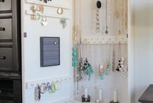 Jewelry Storage and Organization