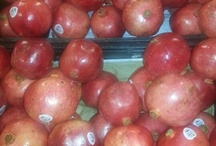 We Loooooove pomegranates!