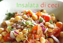saláta-köret