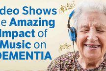 Musics impact on dementia