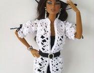 barbie garderobe