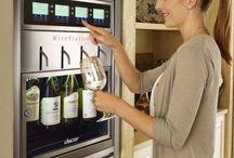 Distributore vino