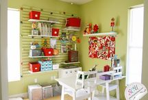 House {Craft Rooms}