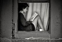 READ! / Watching Readers Read.