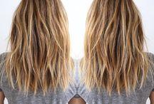 Mädchenkram / Frisuren, Haare, Nageldesign