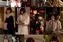 Fashion on tv and movies...