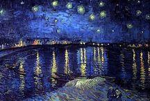 Van Gogh / Pinturas