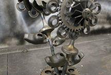 Umění z kovu