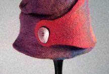 валяные шапочки