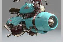 fly vehicle