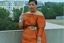 Plus size fashions / We are all beautiful