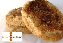 Cookies / Urban Cookies are made with gourmet ingredients including European-style butter, organic whole wheat flour, local eggs and the finest chocolate and nuts