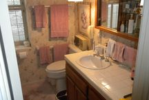Bath - Before and After Remodel