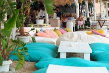 Beach club dec.