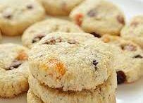 Nişastalı fındıklı kurabiye