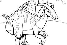 Dinosauři, pravěk