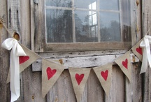 Valentine's Day Craft Projects / by Elizabeth Sobkowiak