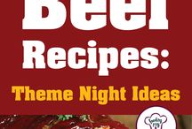 Theme Night Recipes | Meal Planning | Easy Dinner Ideas to Keep it Interesting