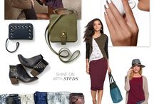 Fall•N•Winter Fashion / by Stephanie DiOrio