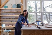 Ceramic studio / by Lara Grace