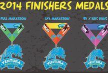 Marathon Medals