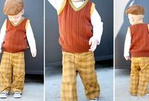háčkování a pletení - oblečení