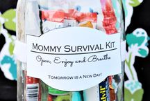 Mamma survival kit