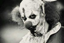 Why are clowns so scary....?