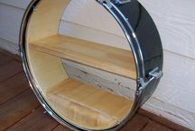 For the old drum set