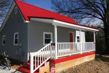 Swamp Rabbit Cottage - VRBO & Airbnb