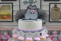 Pusheen Party