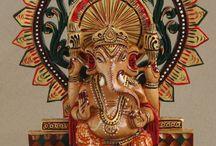Ganesh Art and Jewelry