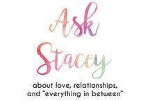 Stacey Says Something / Need advice on love or life? Just ask! #staceysayssomething