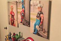 Logans room