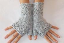 Bezprstky Gloves Fingerless / rukavičky bezprsté, štulpny, návleky
