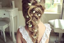 flowergirl hairstyles