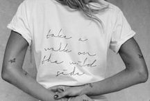 T-skjorte ideer