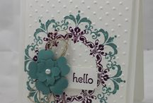 Stampin Up - Daydream Medallions